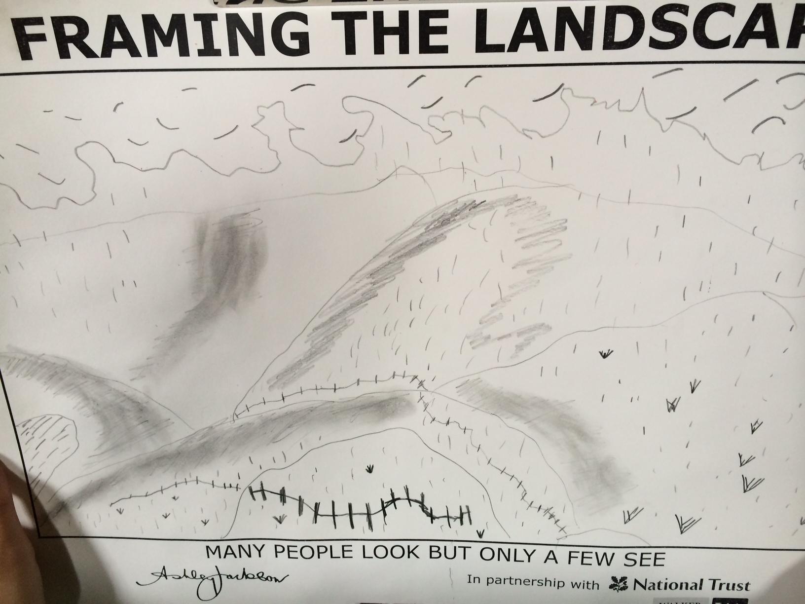 photo 4 - Ashley Jackson - Framing The Landscape