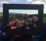 How many children can you fit in the frame #framie