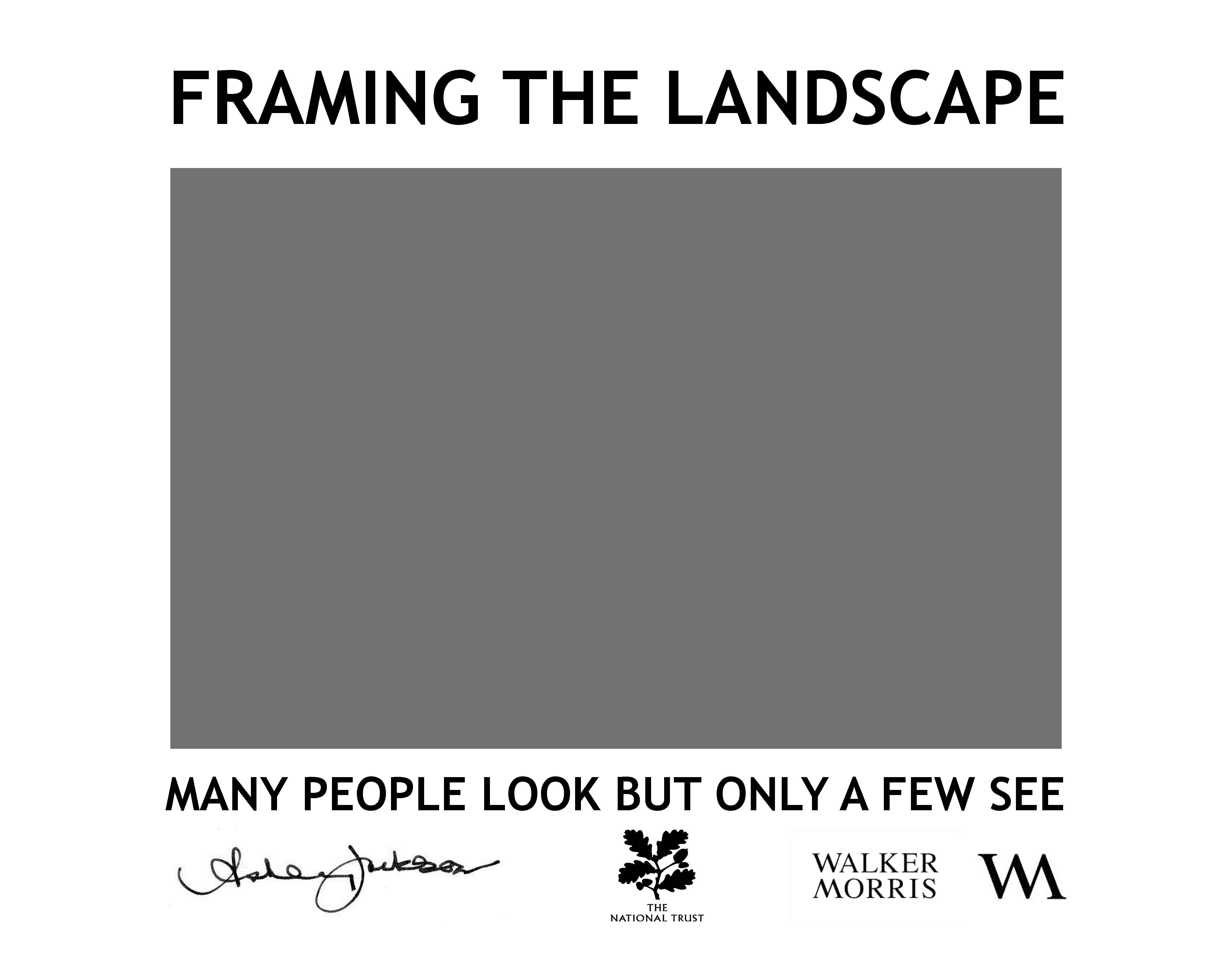 Framing Landscape lettering 05